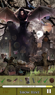 Hidden Object - The Graveyard