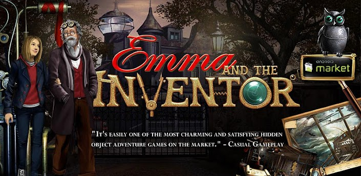 Emma and the Inventor HD