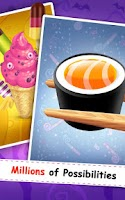 Screenshot of Sushi Maker Free