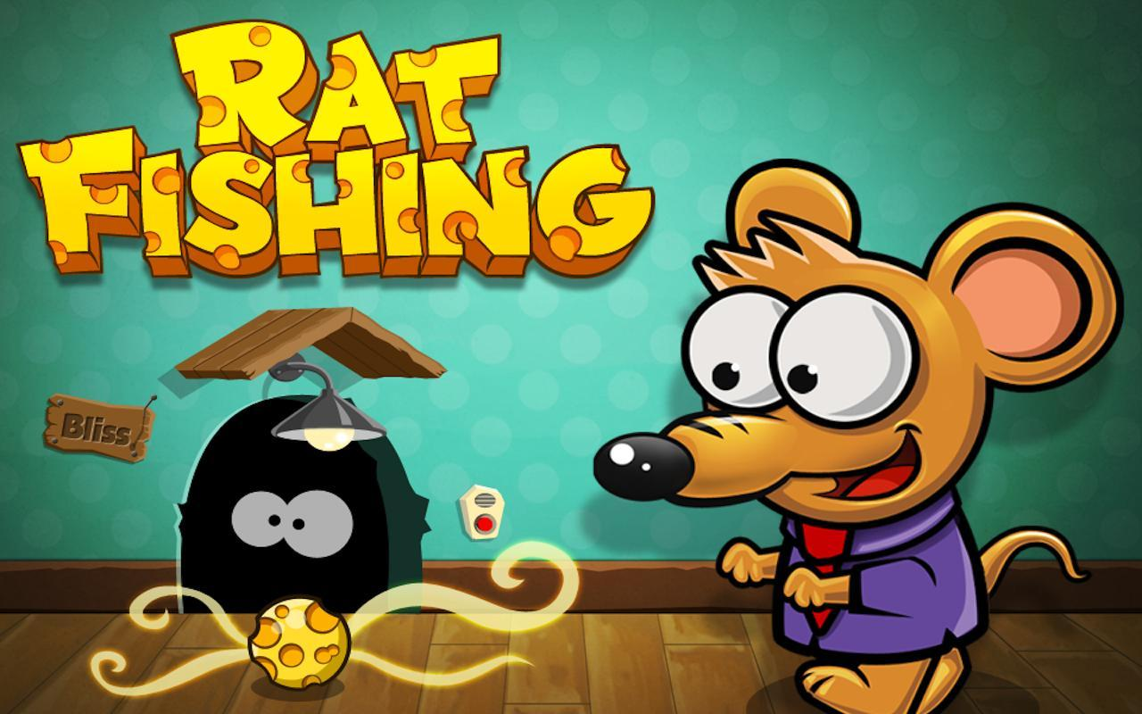 Rat Fishing - screenshot