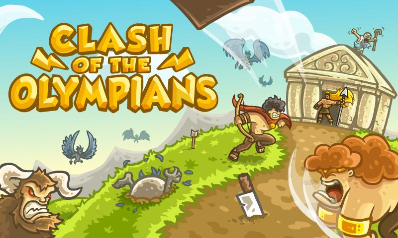 Clash of the Olympians - screenshot