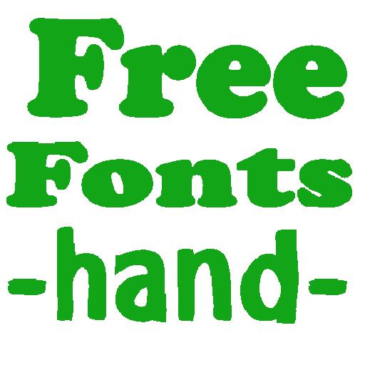 Handwriting Fonts for Flipfont