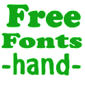 Handwriting Fonts for Flipfont