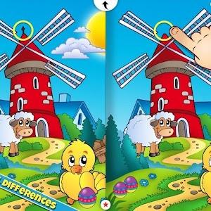 لعبة الاختلافات بين الصور for PC and MAC