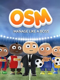 Online Soccer Manager (OSM) Screenshot 1