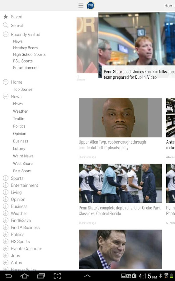PennLive.com - screenshot