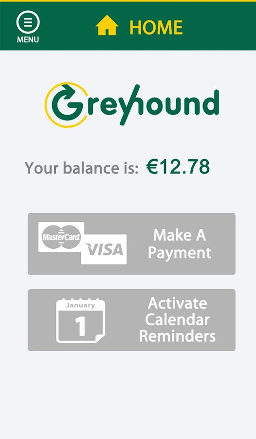 Greyhound Recycling- screenshot