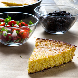 Old Fashioned Gluten Free Cornbread.