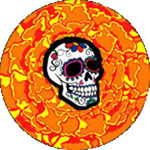 Logo of Cerveceria Mexicana Day Of The Dead Amber