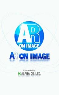AR ON IMAGE