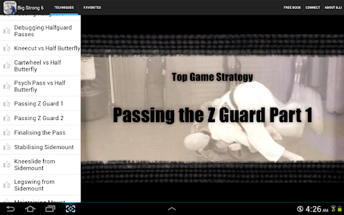 BigStrong6, Top Position Plan - screenshot thumbnail