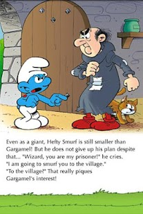 玩免費漫畫APP|下載The Smurfs - The Giant Smurf app不用錢|硬是要APP