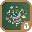Chalk space protector theme
