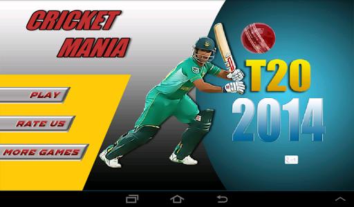Cricket Mania T20