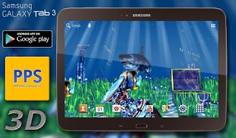 Screenshot of Ocean Ruins HD Wallpaper-free