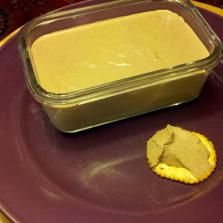 Truffled Chicken Mousse.