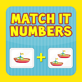 Match it! Numbers
