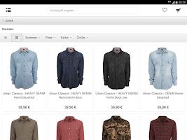 Screenshot of Urban Street Shop