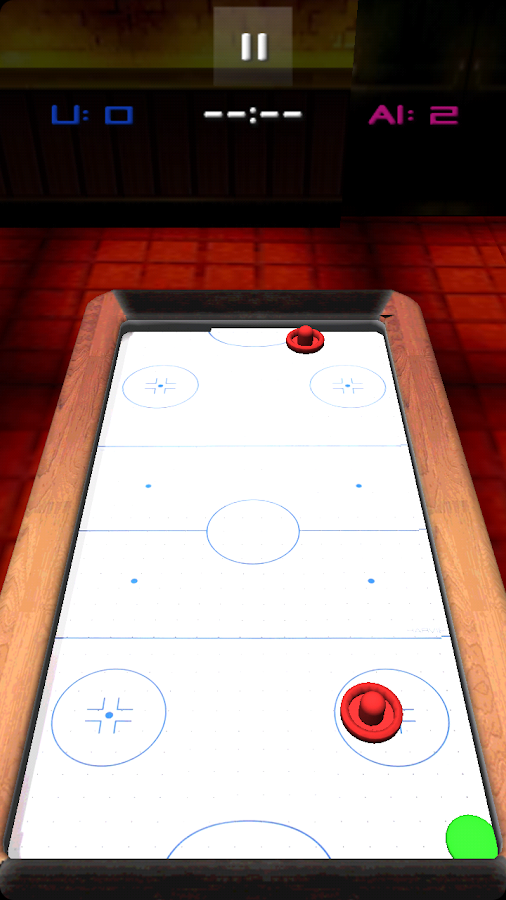 Air Hockey Mania- screenshot