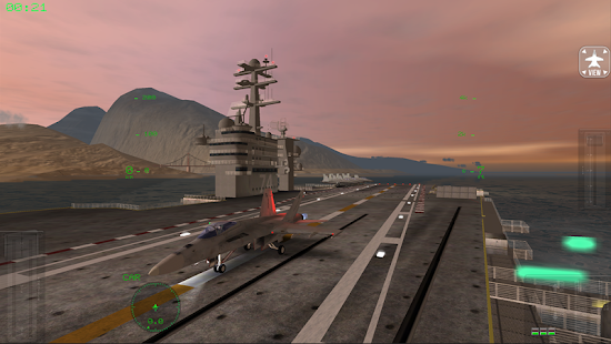 F18 Carrier Landing Lite Screenshot 1