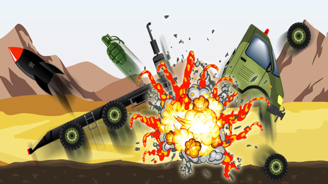 Bomb Transport- screenshot
