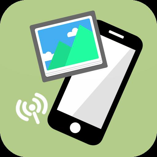 Wireless Transfer Photos LOGO-APP點子