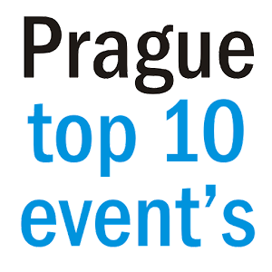 Prague - Top 10 Month Event´s