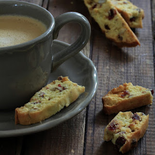 Cranberry-Hazelnut Biscotti Recipe