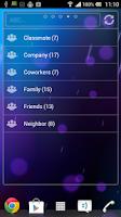 Screenshot of PhoneBook Widget Pack
