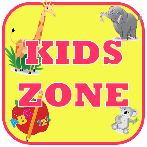 Kids Zone LOGO-APP點子
