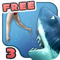 Hungry Shark 3 Free! logo