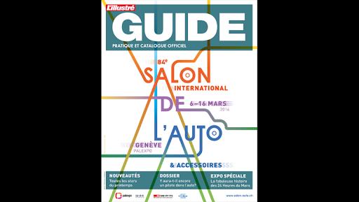 Motor Show Guide 2014