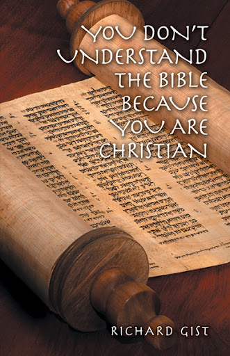 You don't Understand the Bible because you are Christian cover