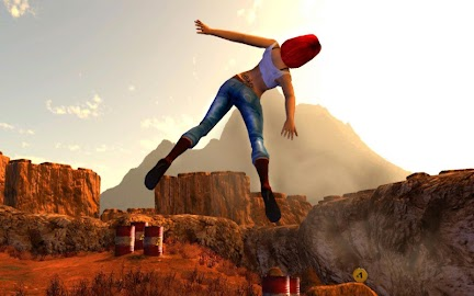 Flatout - Stuntman Screenshot 1