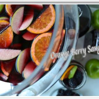 Orange Berry Sangria