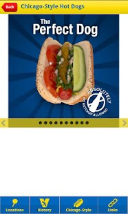 Vienna Beef Locator - screenshot thumbnail