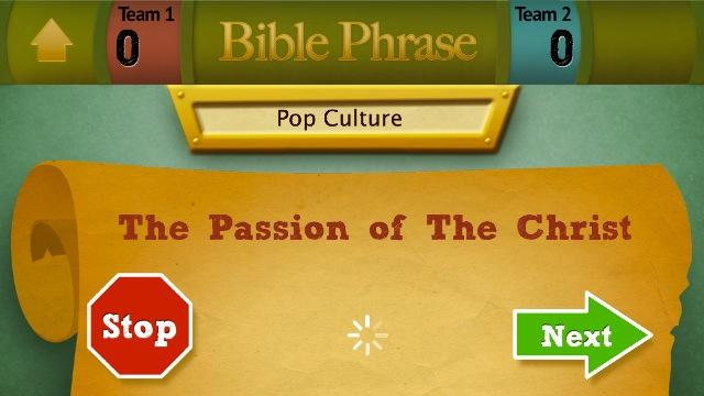 Bible Phrase - screenshot