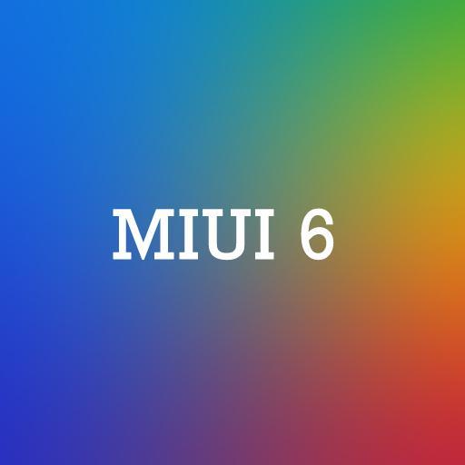 MIUI6 Wallpaper LOGO-APP點子