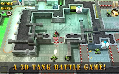 Tank Riders Free - screenshot thumbnail