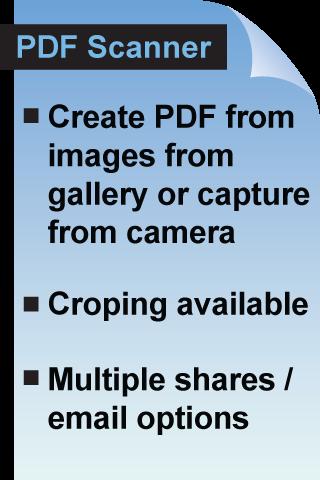 PDF扫描仪专业版