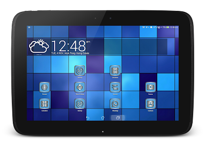 BlueSteel Icons CM11&Launchers v1.0