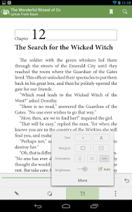 Aldiko Book Reader Premium - screenshot thumbnail