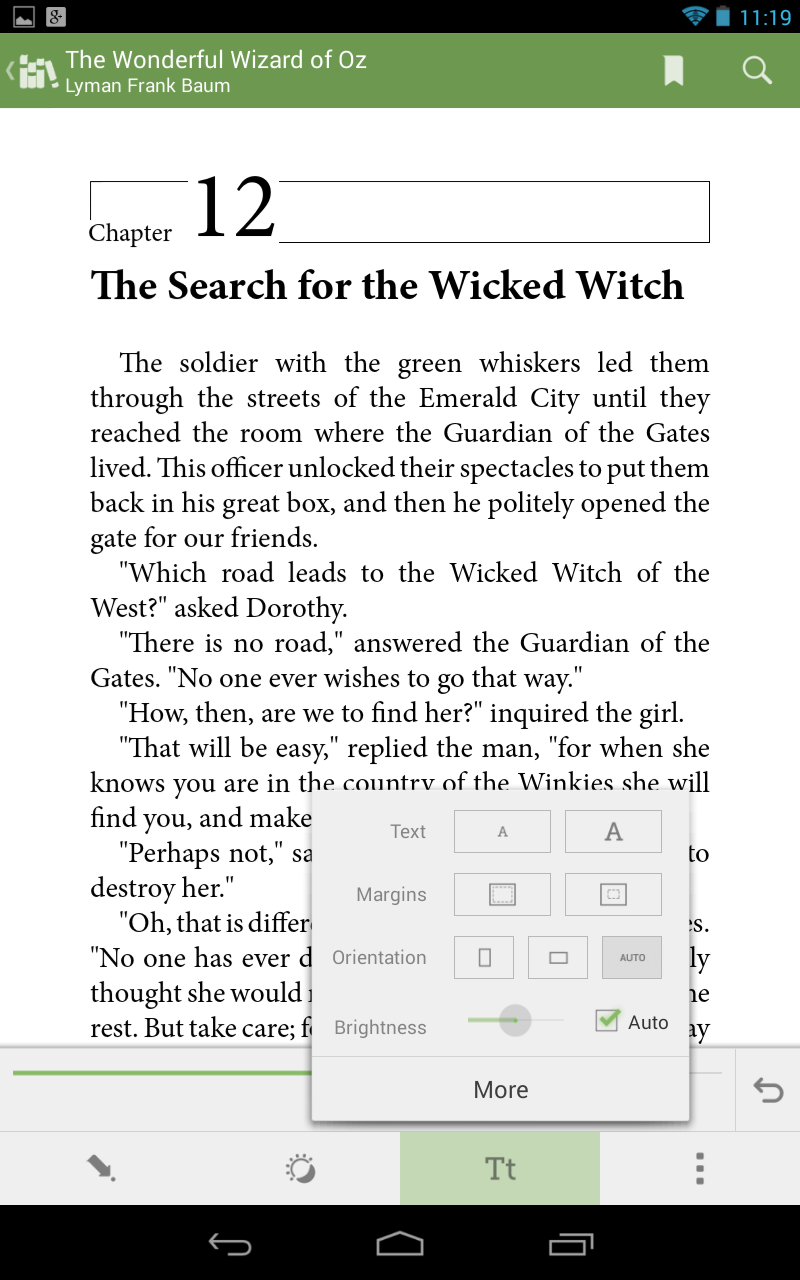 Aldiko Book Reader Premium screenshot #15