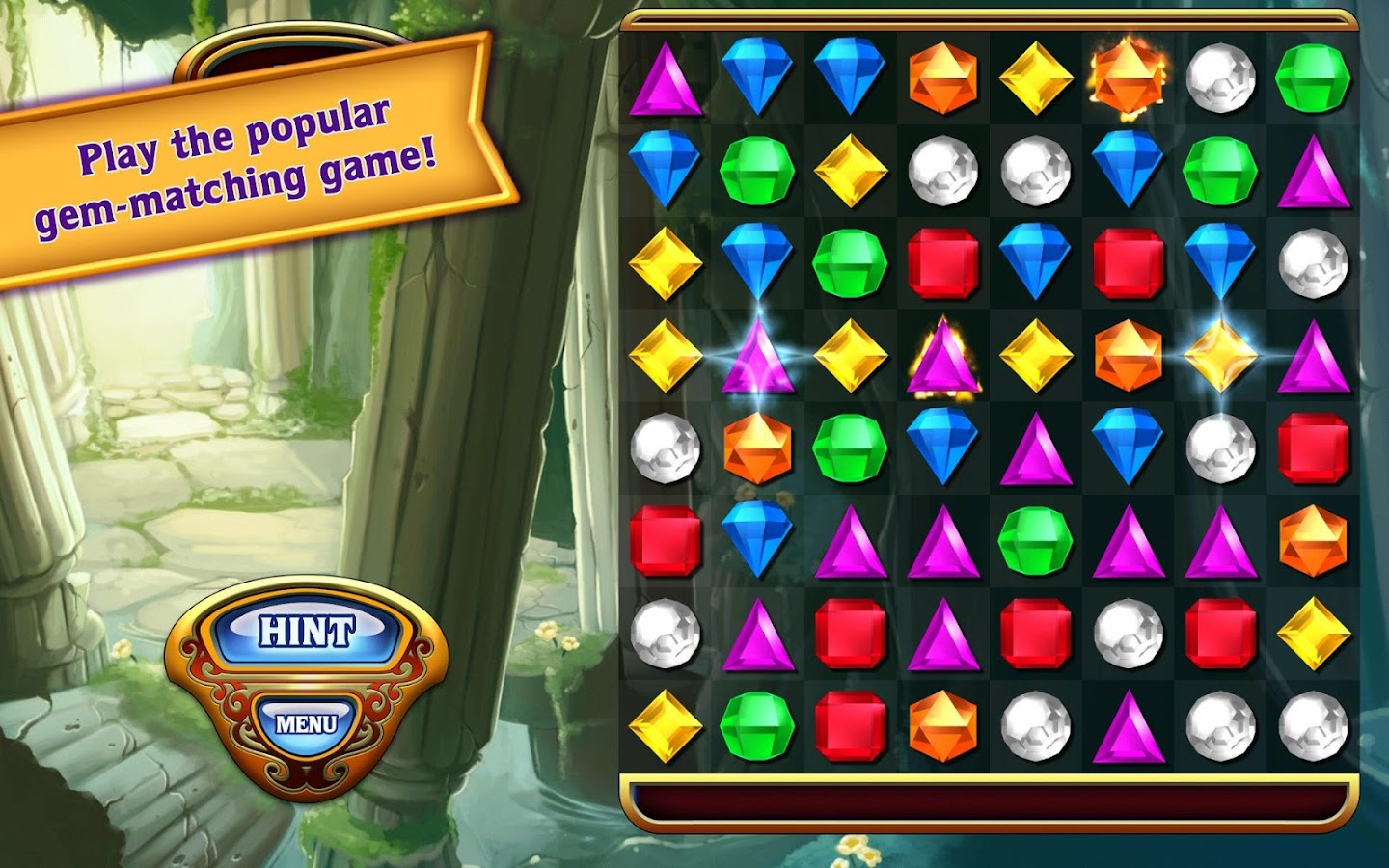 google free games bejeweled 3