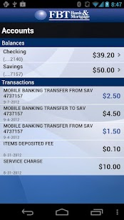 FBT Bank & Mortgage - screenshot thumbnail