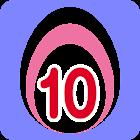 10 count fetal movement icon