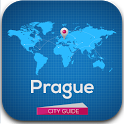 Prague Guide Hotel Map Weather icon