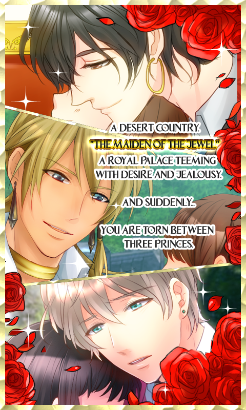 Starstruck Love【Free dating sim】 on the App Store