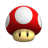 Super Mario Mushroom Red icon