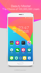 360 Launcher-Fast, Free Themes v6.0.4